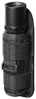 WUBEN Linterna Funda Funda Nylon Cintur/ón Funda para trabajo pesado Ajustable 6 x1.2 pulgadas mini bolsa de herramientas